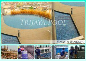 perawatan kolam renang villa