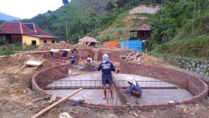 kontraktor kolam renang gunung batu bogor