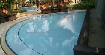 renovasi kolam renang hotel shangri la