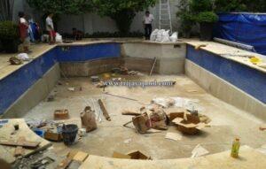 pembuat kolam renang menteng