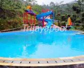 Kolam Renang Resort Di Gn. Batu