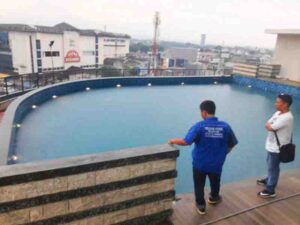 jasa perawatan kolam renang hotel