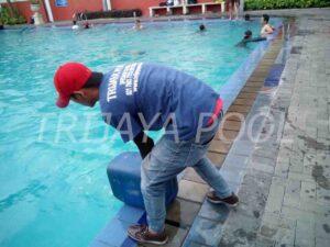 Cara Backwash Kolam Renang