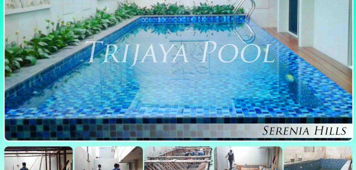 kontraktor kolam renang depok