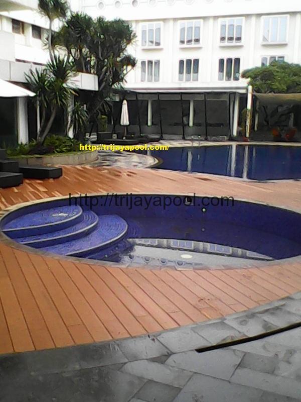 Jasa Pemasangan WPC Deck Pool