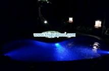 Cara Pemasangan Lampu Kolam Dalam Air