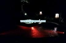 lampu under water