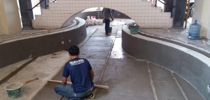 Jasa Waterproofing Kolam Renang Bergaransi