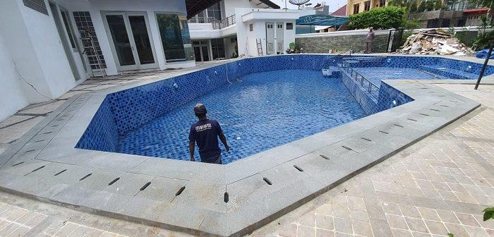 Kontraktor Kolam Renang Jember Yang Terbaik Trijaya Pool