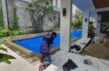 pembuatan kolam renang gedung