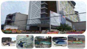 opening hotel sahid trijaya pool