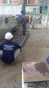 instalansi filter kolam renang