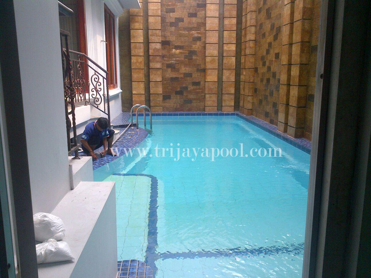 Jasa maintence kolam renang Palembang
