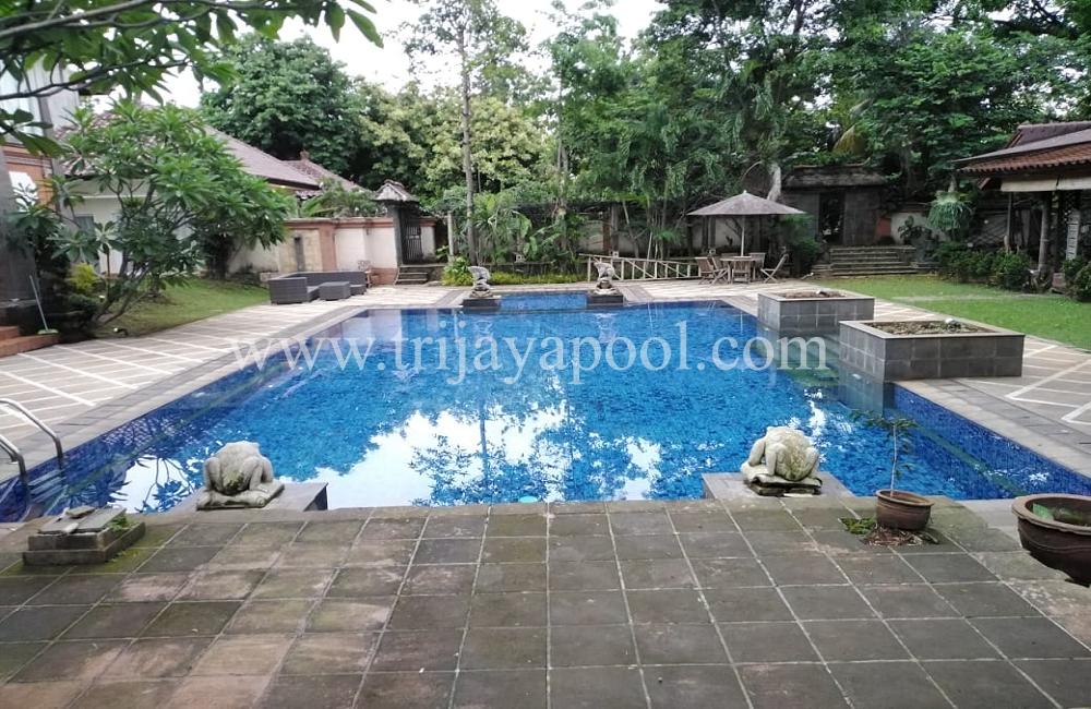 Rekomendasi Tipe Kolam Renang Untuk Rumah Minimalis by Trijaya Pool