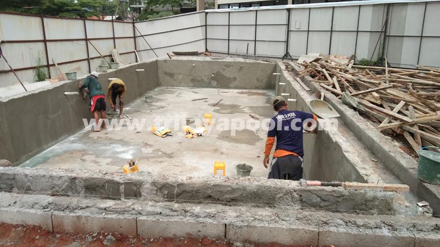 Kontraktor Pembuat Kolam Renang Lampung